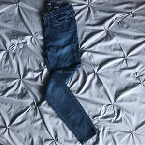 Paige Women's Hoxton Ultra Skinny nottingham jeans